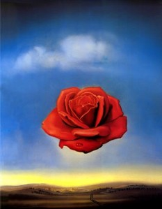 Salvador Dali - Gallery the Rose