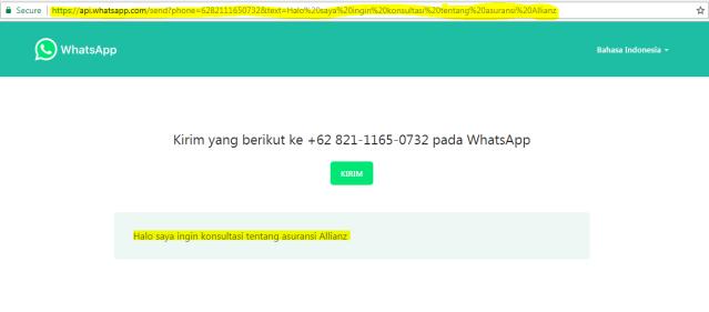Chat WA 3